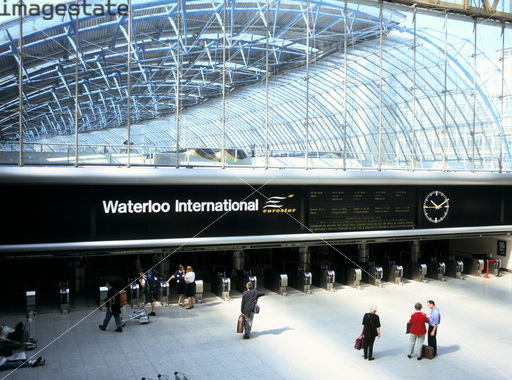london waterloo intl