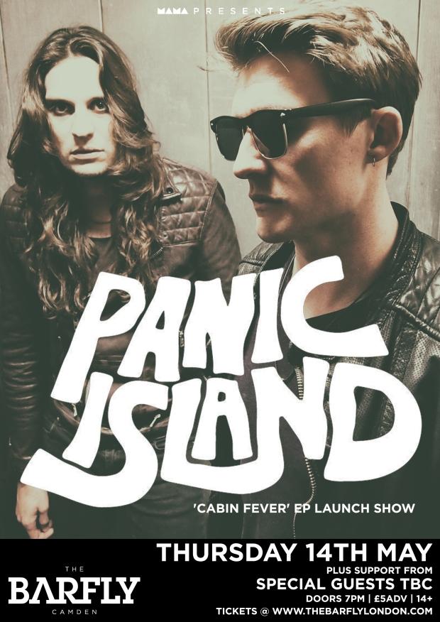 PANIC ISLAND copy